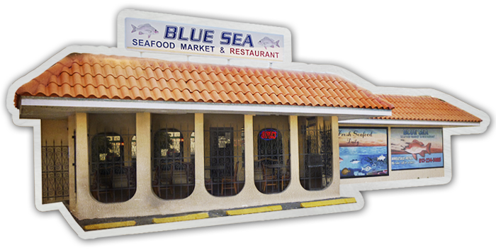 Blue Sea Tampa Store Front