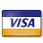 We gladly accept Visa as payment